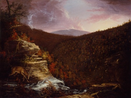 "Thomas Cole's masterpiece """"."